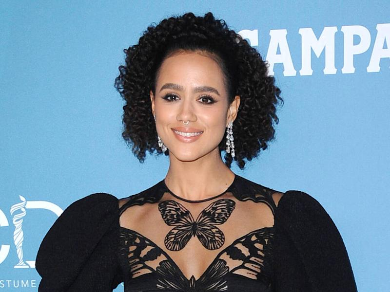 Nathalie Emmanuel: 'No single character should represent every other person of colour'