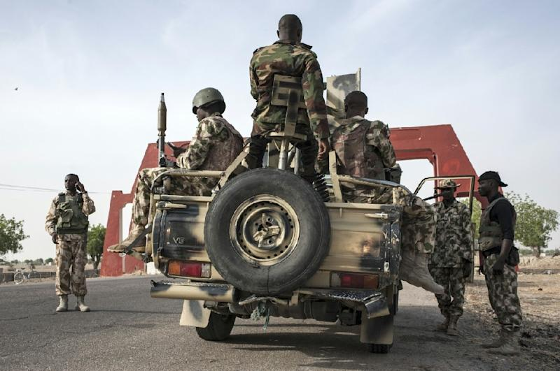Nigeria maintains Boko Haram is a spent force but its continued attacks underline the lingering threat, particularly to civilians (AFP Photo/Stefan HEUNIS)