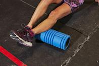 """<p>Feeling sore after a run? Roll it out. Feel stiff before a run? Roll it out. Feeling bored on a Friday night? <a href=""""https://www.runnersworld.com/uk/health/injury/g28517456/foam-roller-exercises/"""" rel=""""nofollow noopener"""" target=""""_blank"""" data-ylk=""""slk:Roll it out"""" class=""""link rapid-noclick-resp"""">Roll it out</a>. Never a bad time to lay on a tube of foam.</p>"""