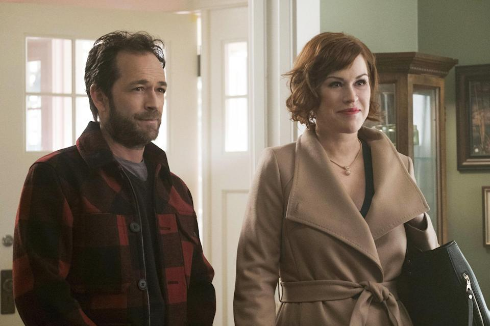 """""""Riverdale"""" has shut down production for the day following the news of Luke Perry's death this morning, Variety has learned."""