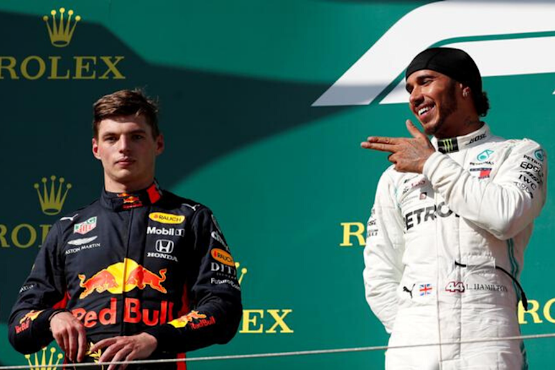 Formula One: Lewis Hamilton's Success 'Getting a Bit Boring' for Max Verstappen