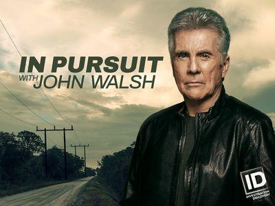 'In Pursuit With John Walsh' Leads to Capture of Real-Life Fugitive Thanks to Viewer Tip