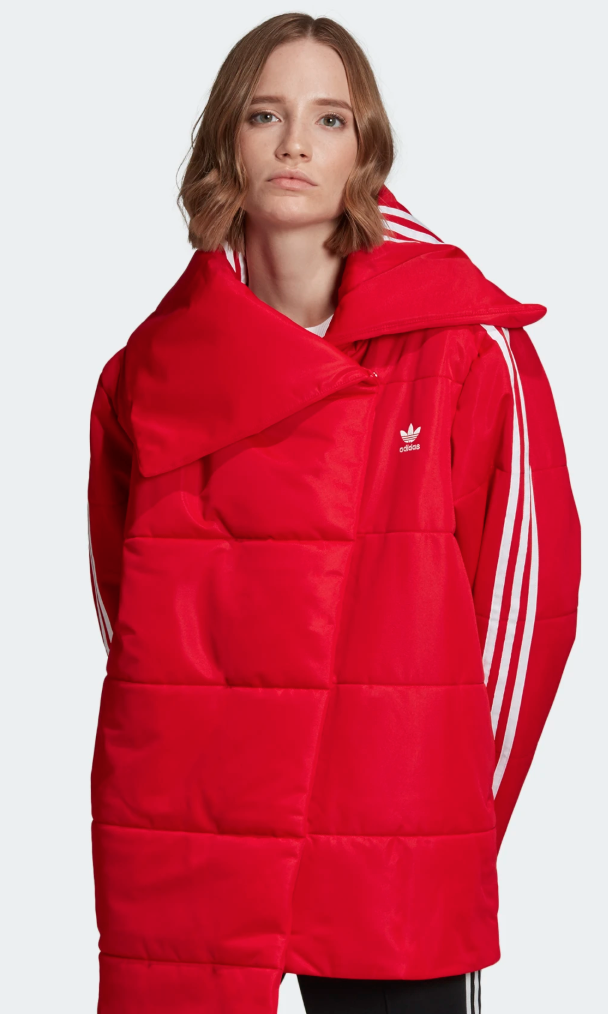 Adidas Originals Puffer Track Jacket