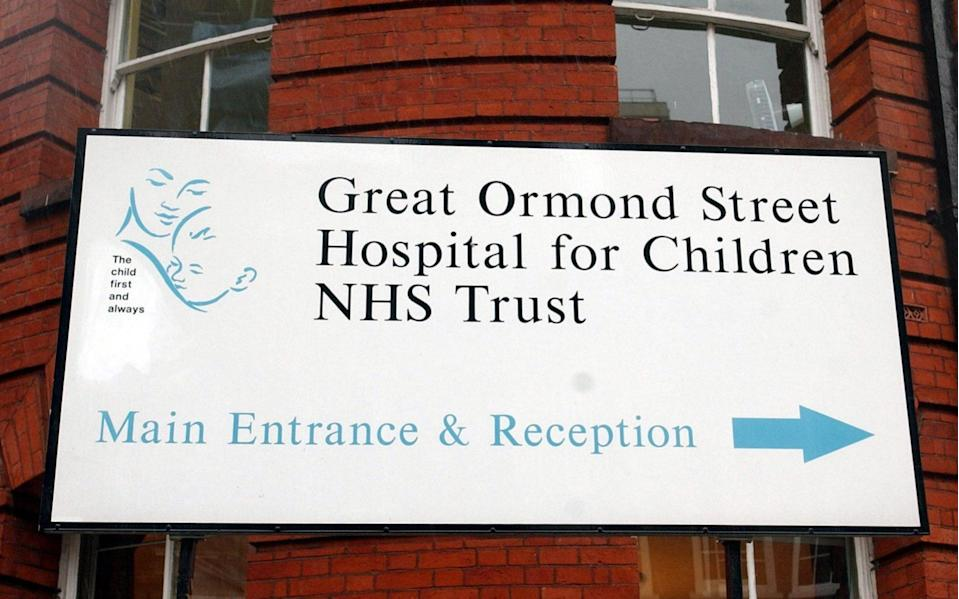 Great Ormond Street Hospital - PA