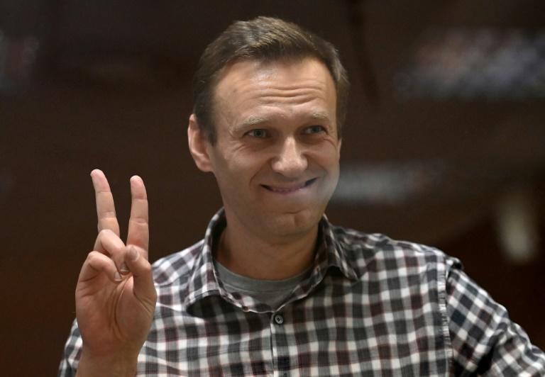 Putin's leading domestic opponent, Alexei Navalny, was sentenced earlier this year to two-and-a-half years in a penal colony