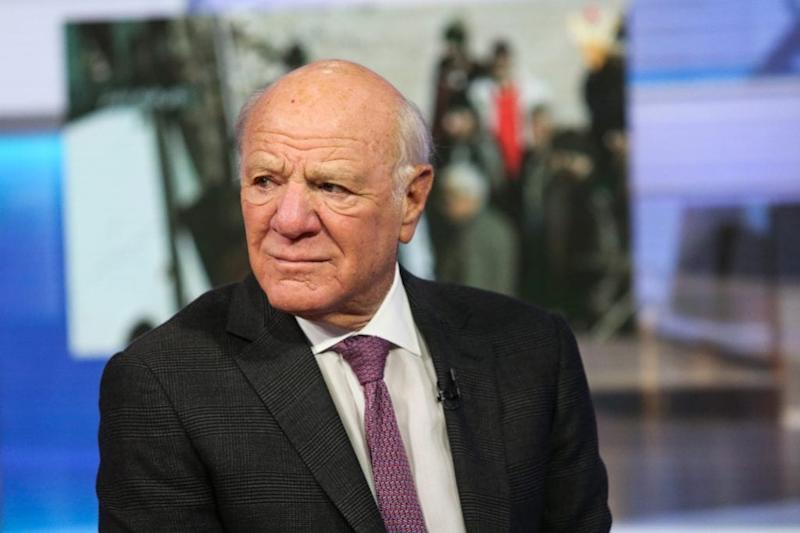 Expedia Chairman Barry Diller Moves to Simplify Corporate Structure
