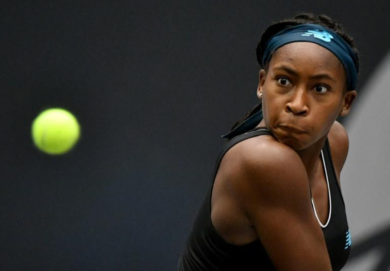 Coco Gauff continued her incredible rise by reaching her first WTA final