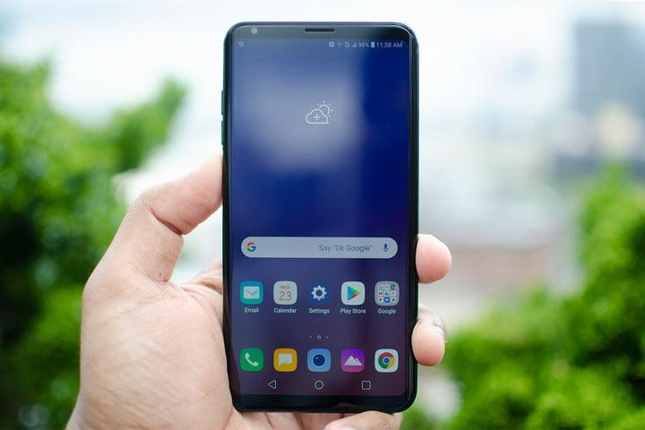 Want a notch-less phone? Walmart drops price of the LG V35 ThinQ by $150