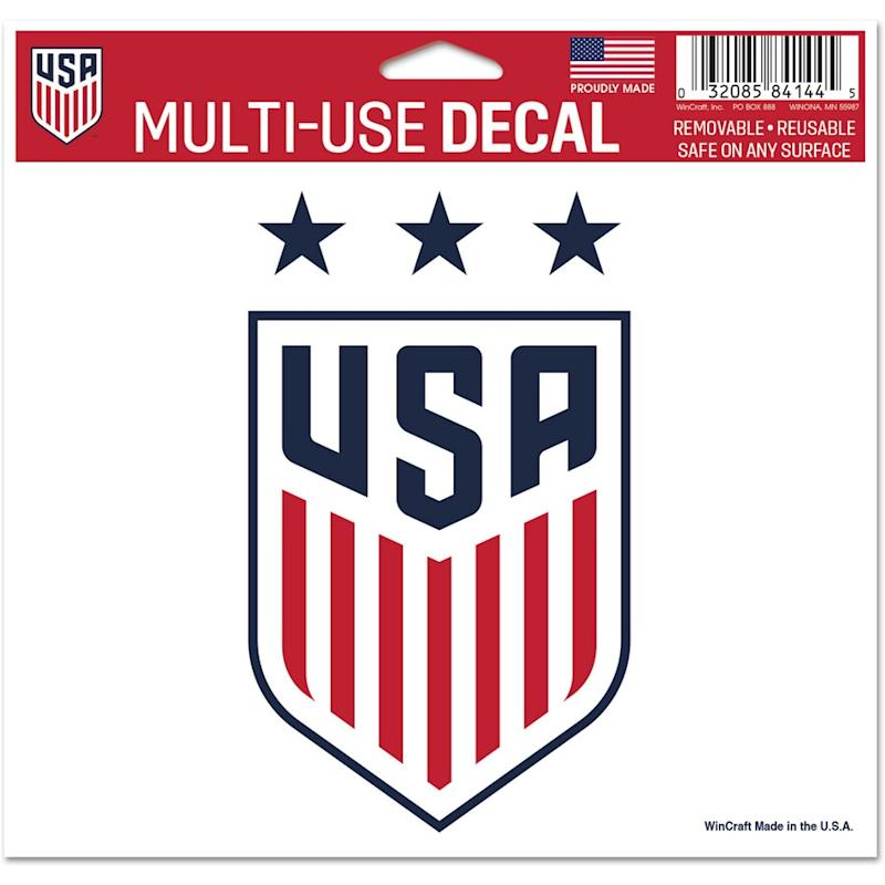 USWNT Multi-Use Decal