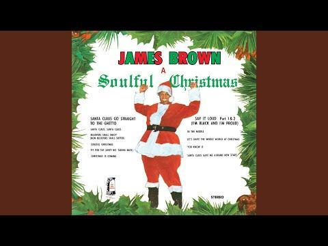 """<p>Brown wasn't fibbing when he called his holiday collection <em>Funky Christmas</em>. But even with its silky groove and horn stabs, he brings a serious social awareness in this standout track's lyrics that make it more than another winter hum-along.</p><p><a href=""""https://www.youtube.com/watch?v=Aur9gLzsXQU"""" rel=""""nofollow noopener"""" target=""""_blank"""" data-ylk=""""slk:See the original post on Youtube"""" class=""""link rapid-noclick-resp"""">See the original post on Youtube</a></p>"""