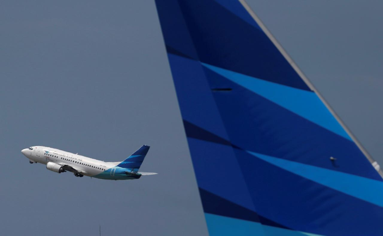 <p>No. 10: Garuda Indonesia, Indonesia (Reuters) </p>