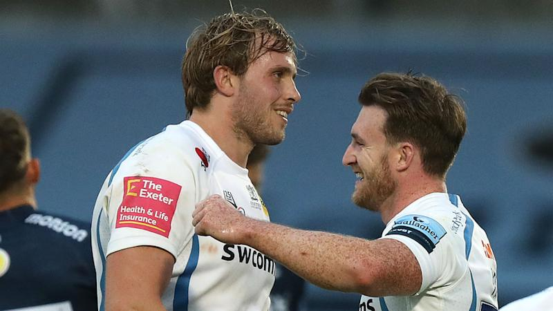 Comebacks for Exeter and Wasps as Bristol hold off Gloucester