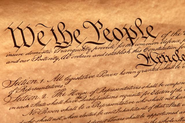 Yes, the U.S. Constitution guarantees First Amendment protections for Muslims, atheists and all religious groups.