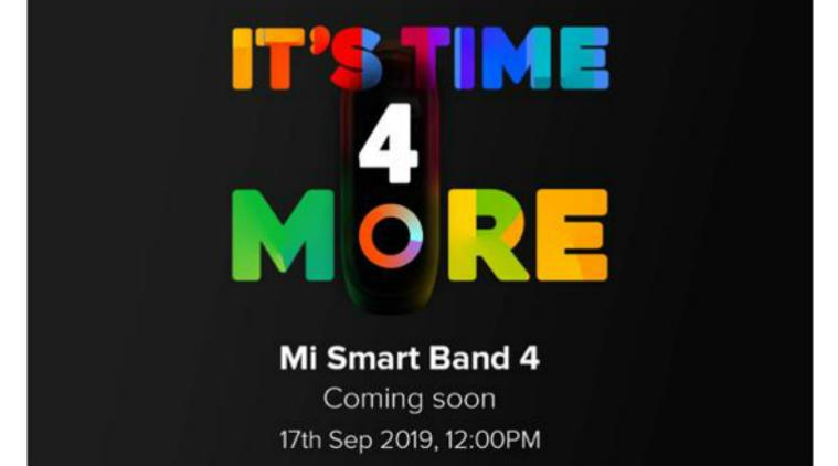 mi band 4, mi band 4 in india, mi band 4 launch india, mi band 4 price, xiaomi mi band 4 india price, mi band 4 specifications, mi band 4 features