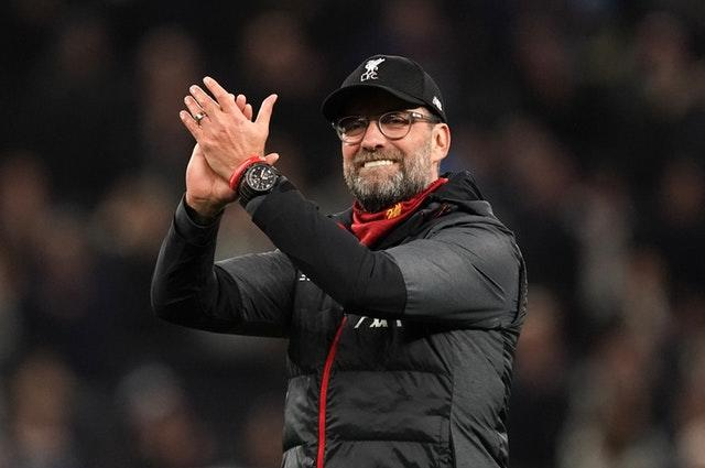 Klopp's players have enjoyed a rare free week