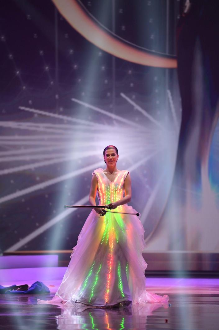 Miss Finland National Costume Show 2021