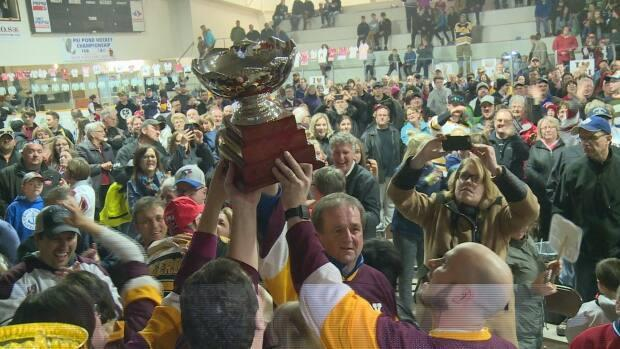 The Prince Edward Island community of O'Leary won Kraft Hockeyville's top prize in 2017.