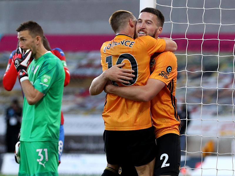 Wolves remain in prime position to take a Europa League spot: Getty