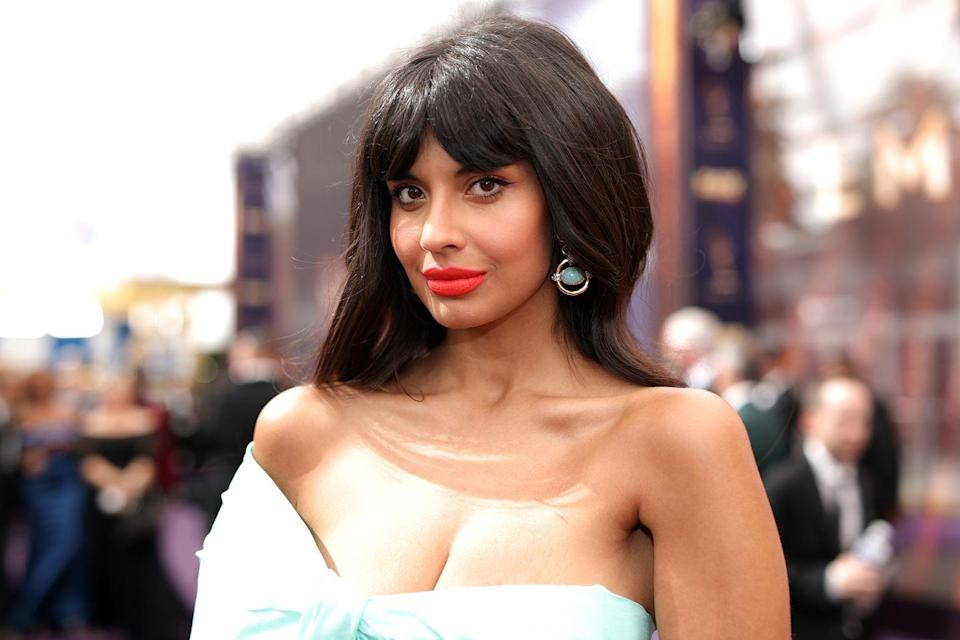 """<p><strong>Release date: TBC 2022</strong></p><p>Feminists Don't Wear Pink, a collection of female-led essays curated by Scarlett Curtis, is being adapted into an anthology series starring Jameela Jamil, Beanie Feldstein, Pose star MJ Rodriguez, Shrill's Lolly Adefope and Kat Dennings.</p><p>The book includes essays by Feldstein, Dennings, Jamil, Adefope and Saoirse Ronan, who will serve as executive producer of the pilot episode.</p><p><a href=""""https://deadline.com/2021/10/mark-gordon-pictures-saorise-ronan-beanie-feldstein-michaela-jae%e2%80%afrodriguez-kat-dennings-girls-can-1234857352/"""" rel=""""nofollow noopener"""" target=""""_blank"""" data-ylk=""""slk:Deadline"""" class=""""link rapid-noclick-resp"""">Deadline</a> says the first season 'will explore and play with the expectations of women in storytelling by placing heroines at the centre of traditionally male genres in a multitude of original, high concept, cinematic tales and will put the creative power squarely into the hands of female filmmakers.' Curtis will write the pilot episode.'</p><p>Feminists Don't Wear Pink (and other lies) gave a generation of women the chance to tell their stories and Girls Can't Shoot (& other lies) has the exact same mission,' Curtis said. 'It has been my lifelong dream to show that women's stories can be both entertaining and empowering and I could not have found a more incredible group of women to bring their extraordinary visions to life. Working with two producers as supportive, creative and risk taking as Bonnie and Mark has been a truly magical process.'</p><p><a class=""""link rapid-noclick-resp"""" href=""""https://www.amazon.co.uk/Feminists-Dont-Wear-Pink-other/dp/0241357187"""" rel=""""nofollow noopener"""" target=""""_blank"""" data-ylk=""""slk:SHOP THE BOOK NOW"""">SHOP THE BOOK NOW </a></p>"""