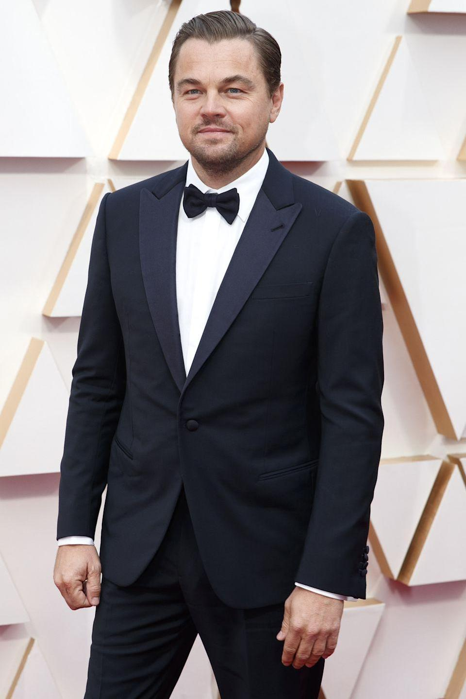 <p>Sure, Leo's one of the most famous men to step on a Hollywood red carpet these days. But who remembers how he got his acting start starring on the comedy sitcom, <em>Growing Pains</em>?</p>