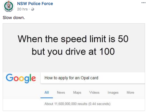 <p>When you're likely to lose your license.</p>