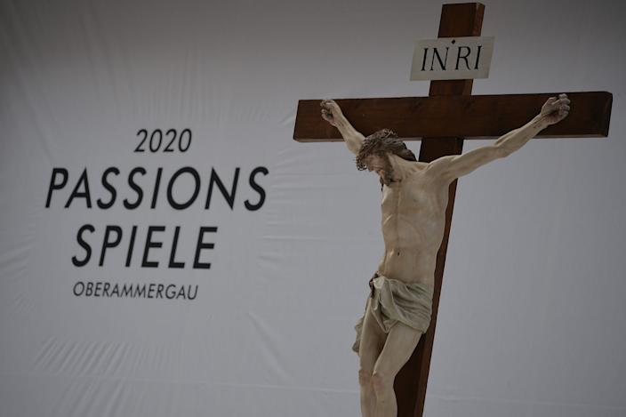 The first Oberammergau Passion Play was performed in 1634 and productions can run more than five hours.