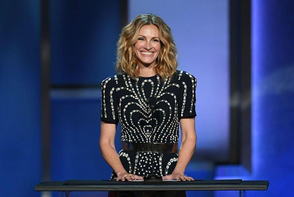 <p>She's one of America's sweethearts and she's not afraid to make a fool of herself when necessary. If that doesn't scream <em>SNL </em>host, we don't know what will. </p>