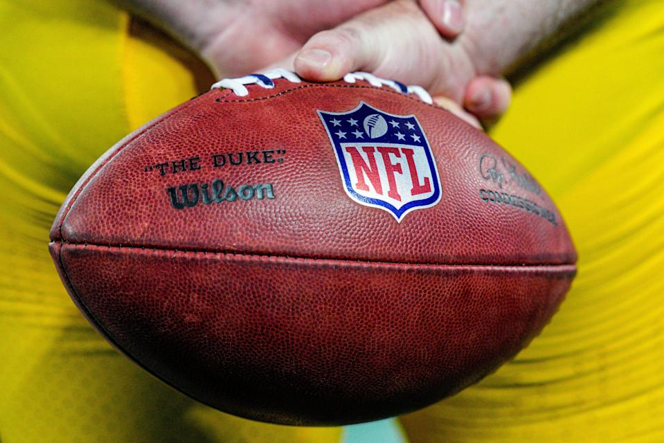 More than 93 of NFL players have had at least one COVID-19 vaccine shot.