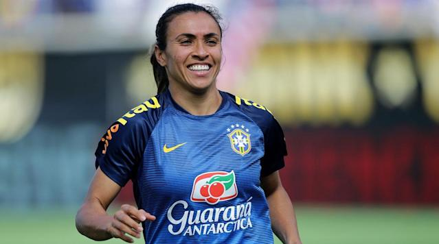 The Orlando Pride have signed five-time FIFA World Player of the Year Marta, a major coup for a second-year team with lots of ambition-and for the NWSL, which needed the kind of star-power boost that the dynamic Brazilian will bring to the league.