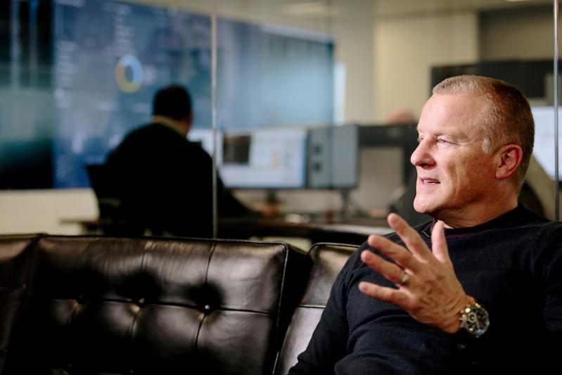 FILE PHOTO: British fund manager Neil Woodford is seen in this handout image