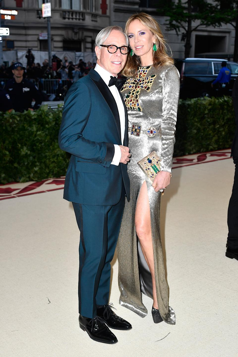 """<h1 class=""""title"""">Tommy Hilfiger and Dee Ocleppo</h1><cite class=""""credit"""">Photo: Getty Images</cite>"""