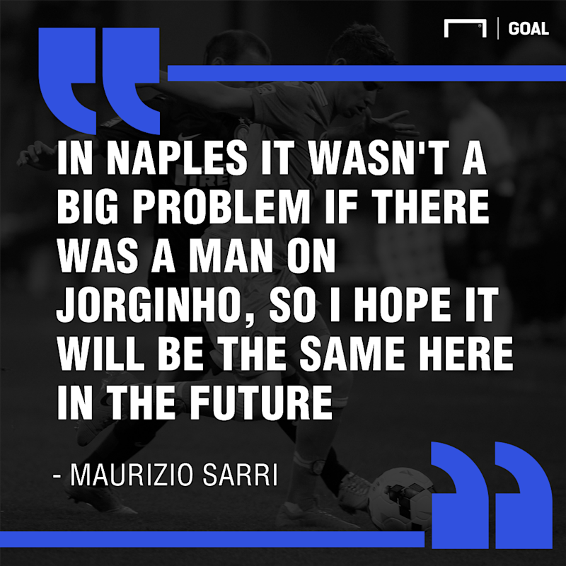 Jorginho quote GFX