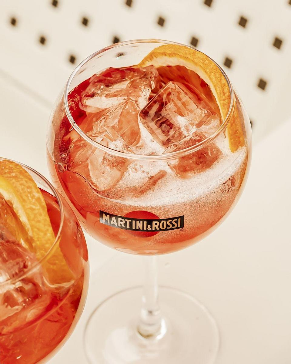<p>While not quite as popular as Aperol or Campari, this low-ABV Italian spirit is growing in popularity thanks to its bold, citrusy flavor with hints of botanical bitterness. A great way to try out the liquor is by pairing with tonic for a simple yet refreshing cocktail.</p><p><strong>Ingredients:</strong></p><p>1 part Martini & Rossi Fiero</p><p>1 part tonic water</p><p>Orange wheel, for garnish </p><p><strong>Directions:</strong></p><p>Pack a balloon glass with ice and pour in an equal ration of Martini & Rossi Fiero and tonic water. Stir gently and garnish with an orange wheel.</p>