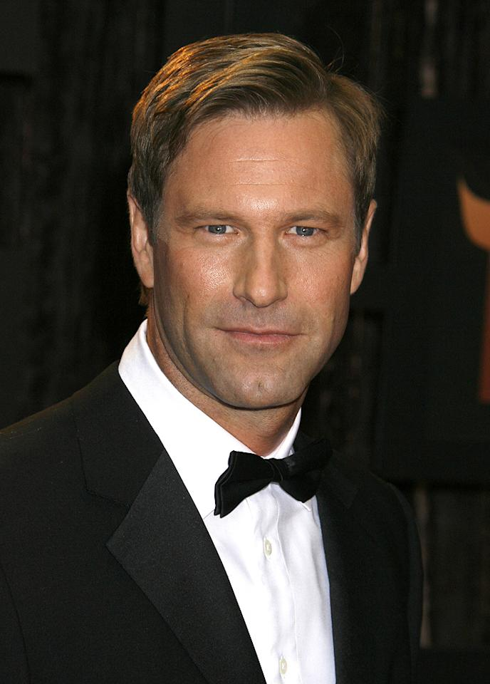 """<a href=""""http://movies.yahoo.com/movie/contributor/1800022565"""">Aaron Eckhart</a> at the 14th Annual Critics' Choice Awards in Santa Monica - 01/08/2009"""