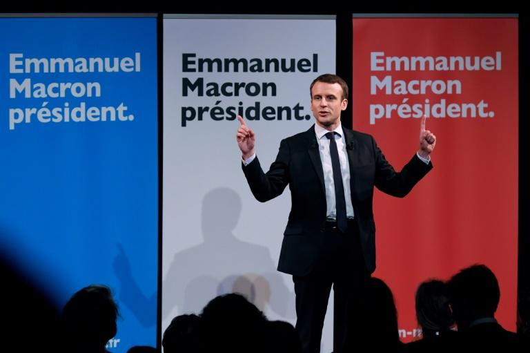 Emmanuel Macron's campaign was buffeted Tuesday by news that the Paris prosecutors' office had opened a probe into the organisation of a 2016 event for hi-tech French companies in Las Vegas financed by the economy ministry which he headed at the time