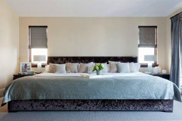 This bed is 3.6 metres wide and perfect for co-sleeping families. Photo: Ace
