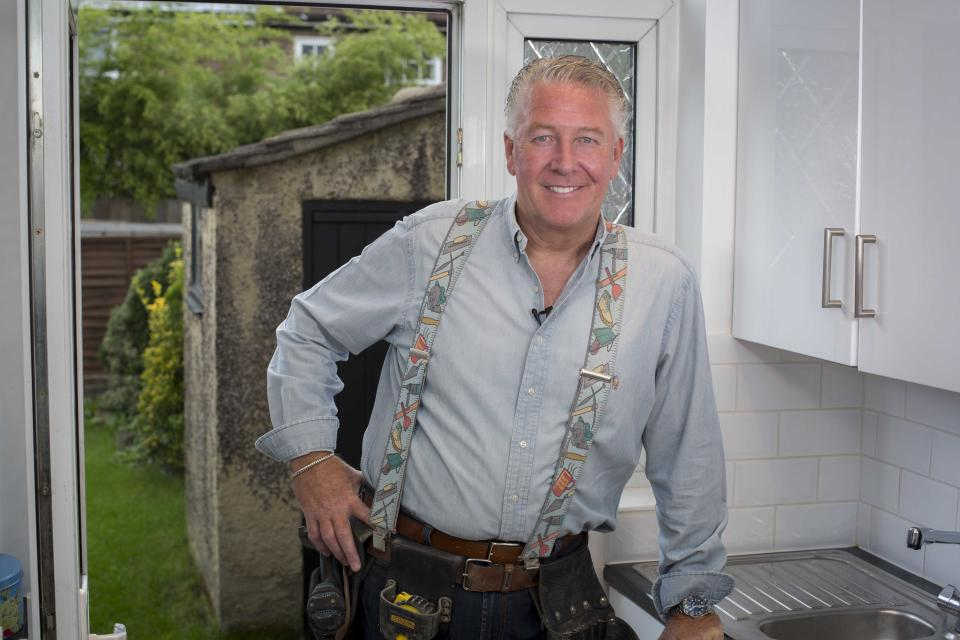 Tommy Walsh (BBC/Homes Under The Hammer/PA)