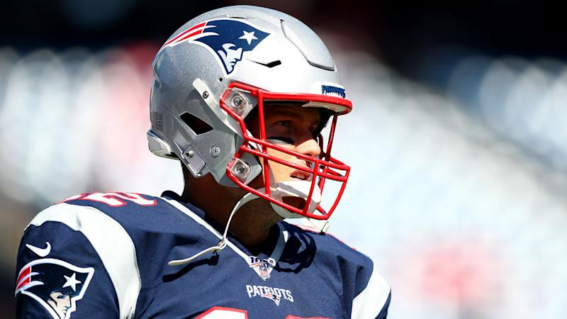 Tom Brady acknowledges uncertain future with Patriots