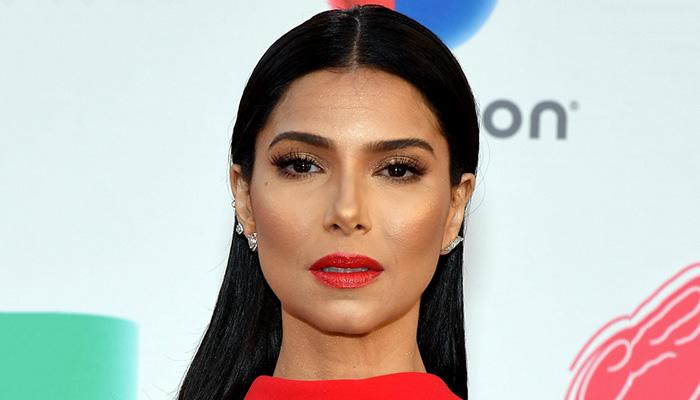 Get The Look: Roselyn Sanchez's Latin Grammys Red Carpet Look