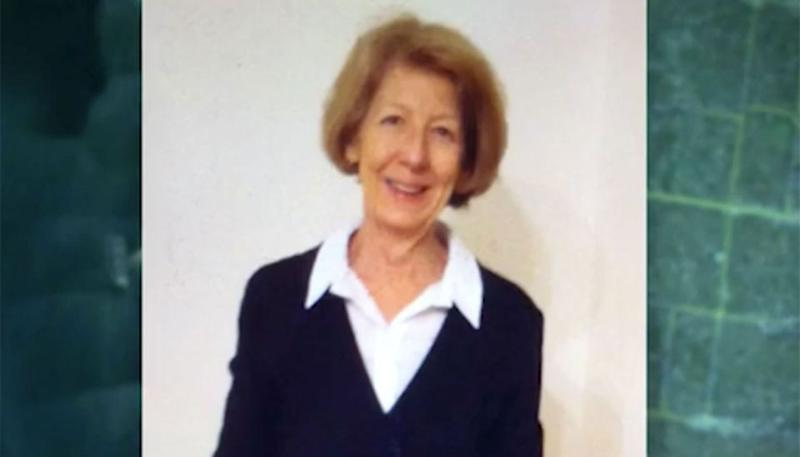 Veronica Crymble, 66, was reported missing on Wednesday. Source: 7 News