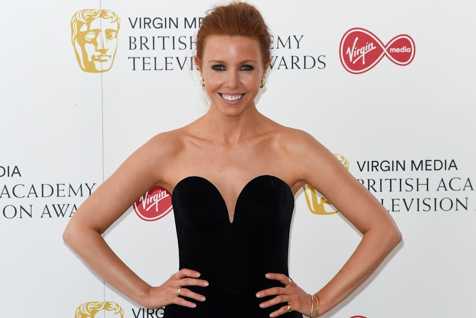 Stacey Dooley attends the Virgin Media British Academy Television Award 2020 at Television Centre on July 31, 2020 in London, England. (Photo by David M. Benett/Dave Benett/Getty Images)