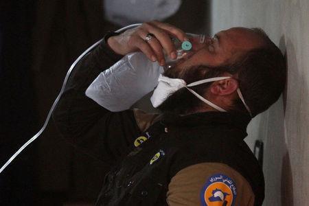 France reveals 'proof' Bashar al Assad carried out Syria chemical attack