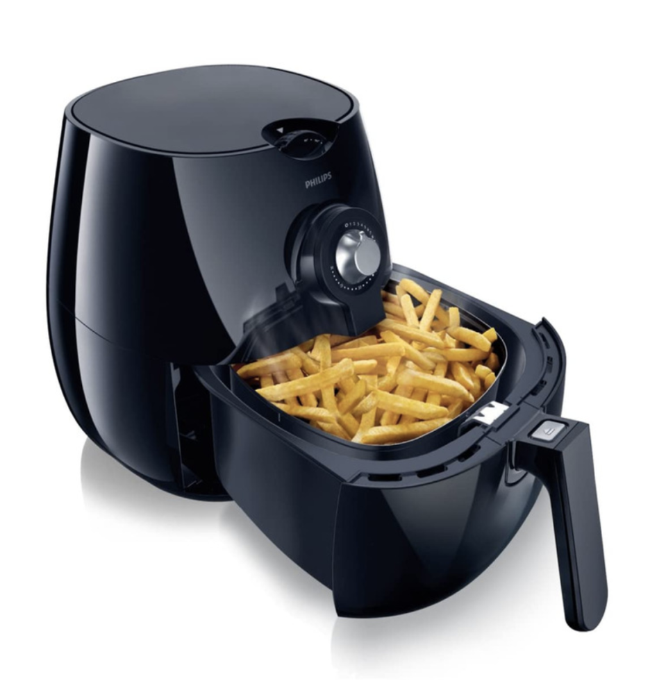 Philips Analog Viva Airfryer with Rapid Air technology and Recipe Book - on sale for Cyber Monday, $150 (originally $230).