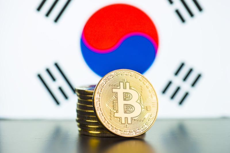 More than 7% of South Koreans polled are invested in crypto. | Source: Shutterstock