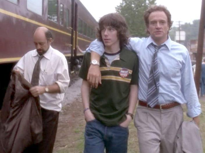 john gallagher jr on the west wing