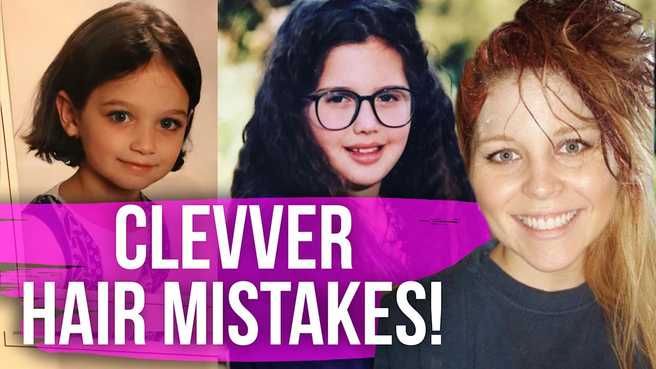 We're always reacting to celebrity fashion fails, but now we're turning the tables on ourselves! We're taking a look at our own worst hair mistake ever – here on Dirty Laundry!