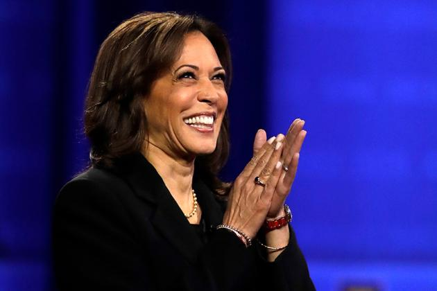 Kamala Harris Groundbreaking Win Energizes Hollywood