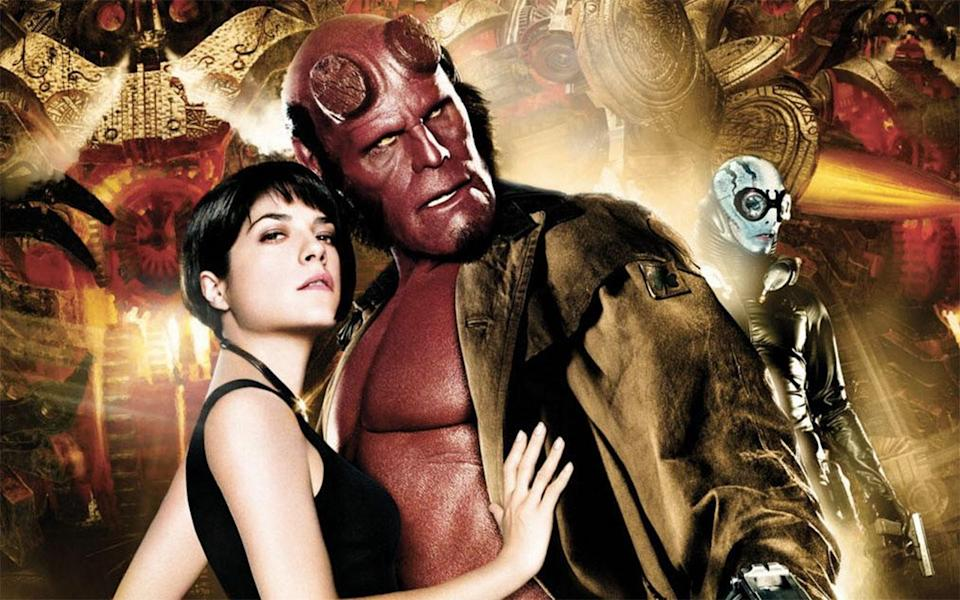 Guillermo Del Toro has officially killed Hellboy 3 (Credit: Universal)