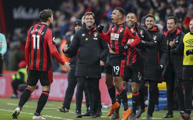 Bournemouth have flown under radar as usual, but Premier League status is almost secure