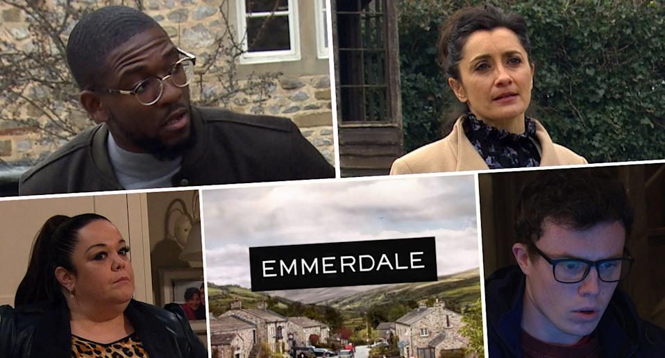 Next week on Emmerdale... (ITV)